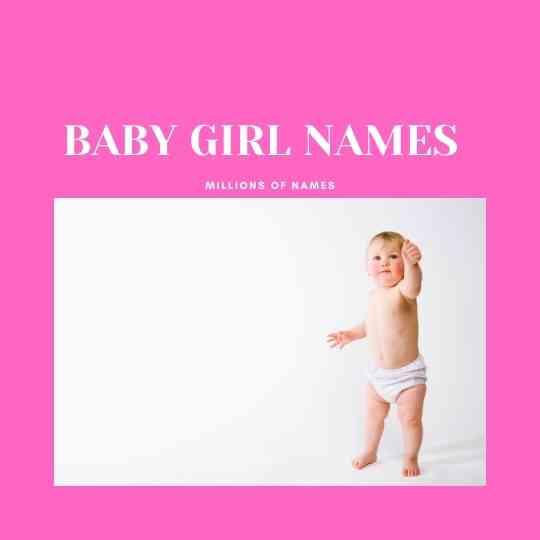 BABY GIRL NAMES ARABIC