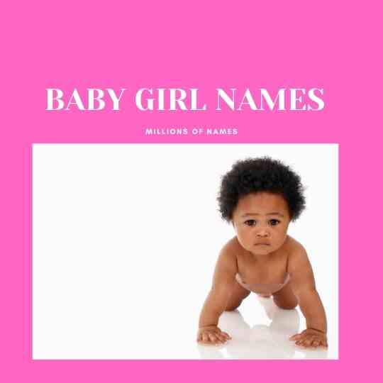 BABY GIRL NAMES THAT START WITH E