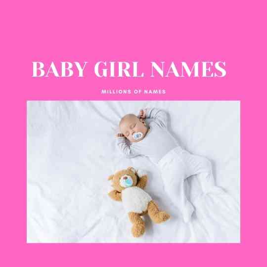 BABY GIRL NAMES THAT START WITH F