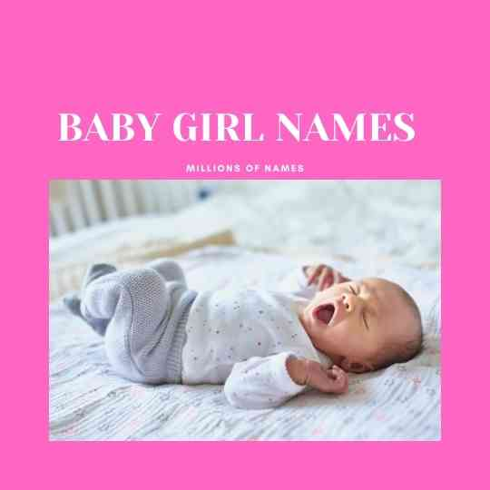 BABY GIRL NAMES THAT START WITH I