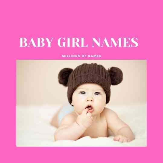BABY GIRL NAMES THAT START WITH K