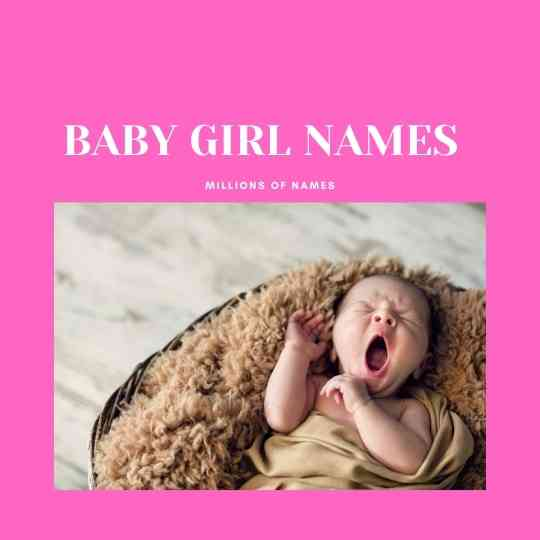 BABY GIRL NAMES THAT START WITH M