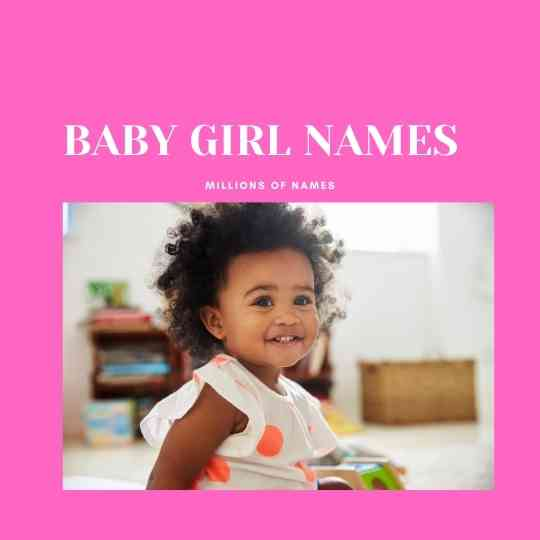 BABY GIRL NAMES THAT START WITH O