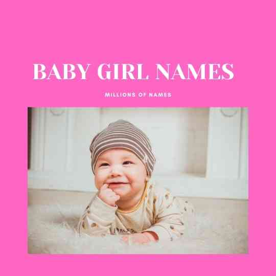 BABY GIRL NAMES THAT START WITH P