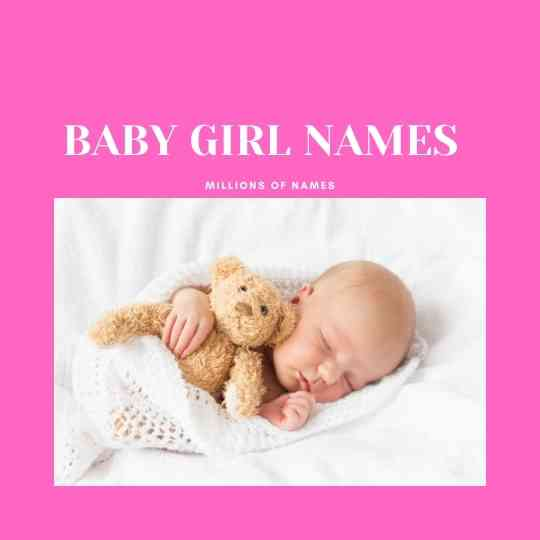BABY GIRL NAMES THAT START WITH Q