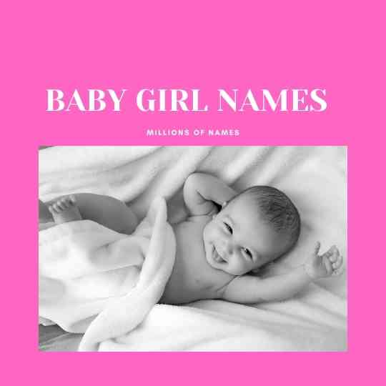 BABY GIRL NAMES THAT START WITH U