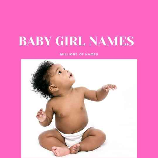 BABY GIRL NAMES THAT START WITH V