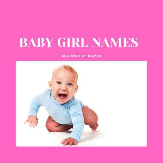 BABY GIRL NAMES THAT START WITH W