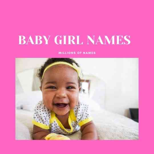 BABY GIRL NAMES THAT START WITH Z