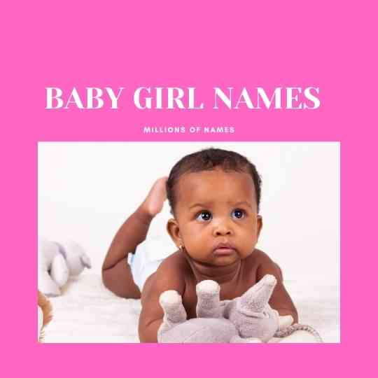BABY NAMES FOR GIRLS ARABIC