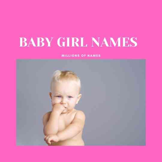 BABY NAMES FOR GIRLS STARTING WITH M