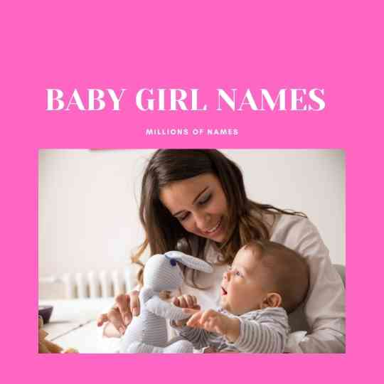 GIRL NAMES THAT START WITH M