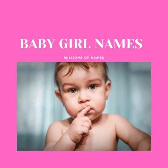 GIRL NAMES WITH R